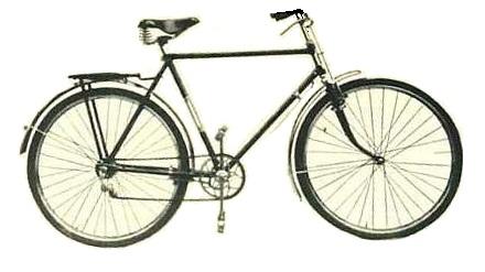 Дорожный велосипед человека В113