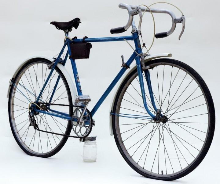 legkodorozhny велосипед человека В37 Спутник