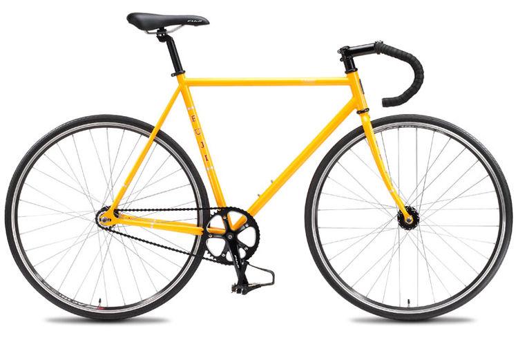 Велосипеды следа